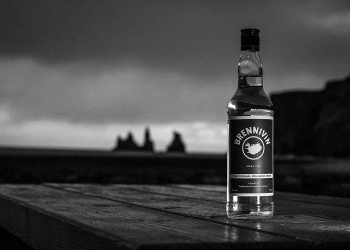 Brennivin bebida Islandia