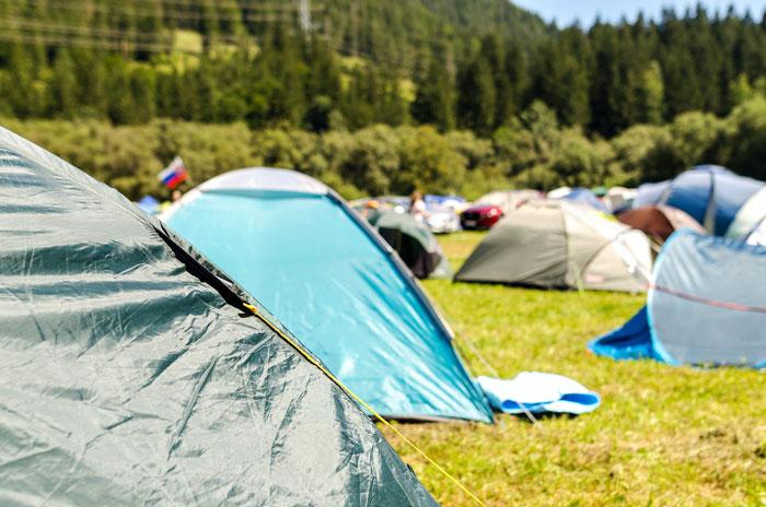 campsite islandia tiendas de campañas