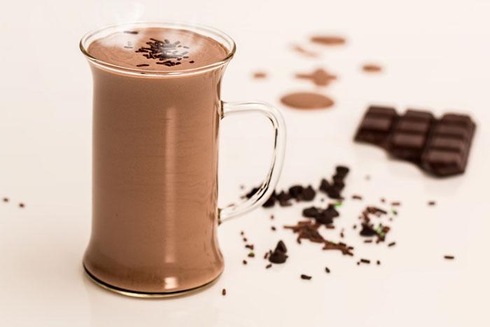 Chocolate caliente Islandia