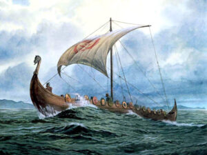 Barco vikingo historia Islandia